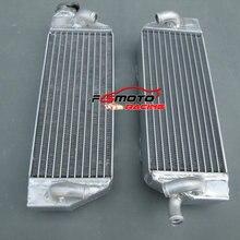 L& R алюминиевый радиатор для гоночного автомобиля для подходит KTM SX125 sx 125 1998-2007 99 00 01 02 03 04 05 06 07