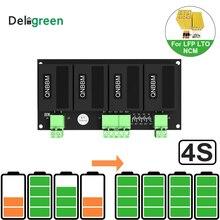 Équilibreur dégaliseur de batterie Active QNBBM 4S 12V BMS pour LiFePO4,LiPO,LTO,NCM,LiMN 18650 bricolage batterie