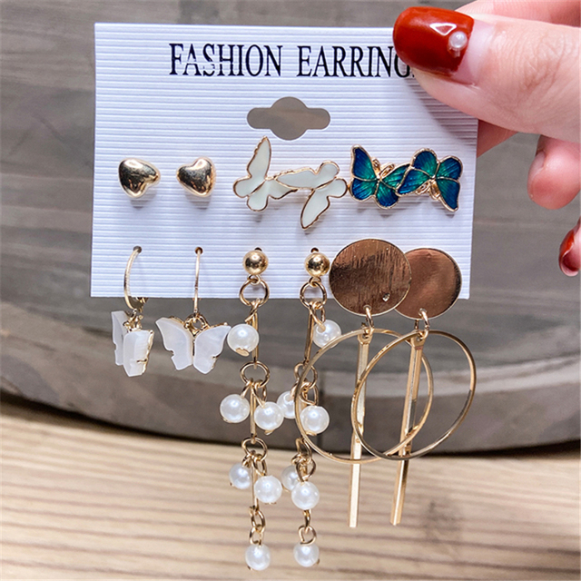 gorgeous multi earring sets 6