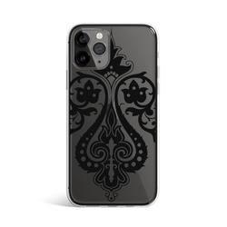 Сексуальный кружевной Роскошный чехол для телефона с изображением мандалы, прозрачный чехол для iPhone 11 12 mini pro XS MAX 8 7 6 6S Plus X 5S SE 2020 XR