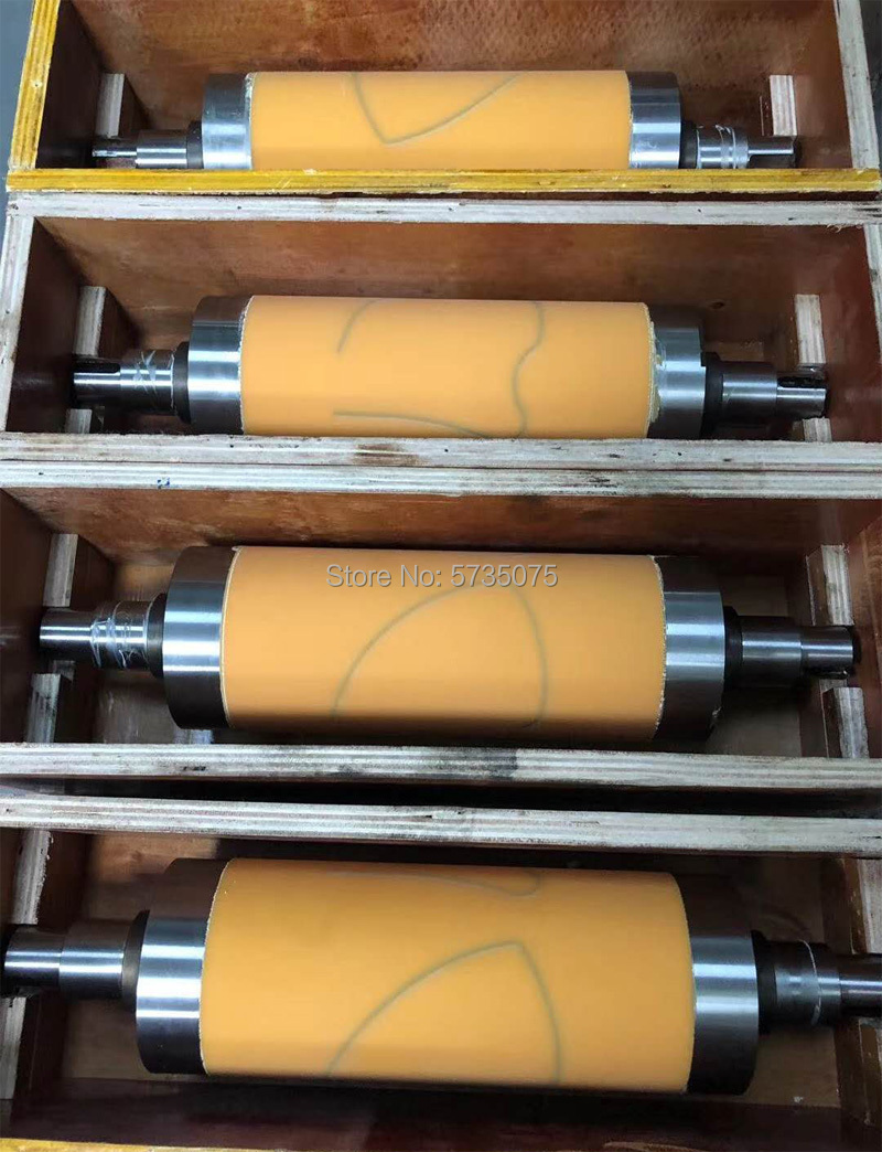 Flat Face Mask Machine Parts Roller