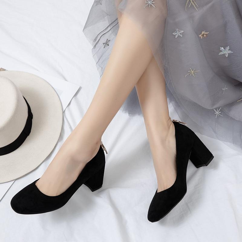 YQBTDL Fashion Spring Shallow Womens