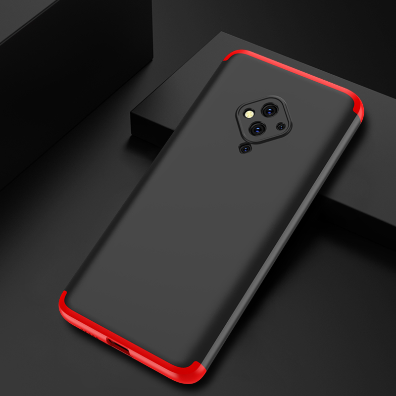 <font><b>Vivo</b></font> <font><b>V17</b></font> <font><b>Case</b></font> 360 Degree Full Protection Hard PC Shockproof Matte <font><b>Case</b></font> For <font><b>Vivo</b></font> <font><b>V17</b></font> S1 <font><b>Pro</b></font> Y9S image