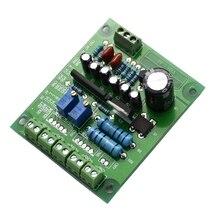 Двойной стерео VU метр драйвер платы Усилитель дБ Аудио Уровень AC 12 В вход с подсветкой