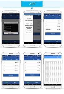 Image 3 - WitMotion Bluetooth 2.0 BWT901 9 czujnik osi cyfrowy kąt przyspieszenia + żyroskop + magnetometr MPU9250 na PC/Android