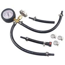 Ciężarówka motocykl samochód wskaźnik ciśnienia paliwa benzyna manometr miernik Tester narzędzie