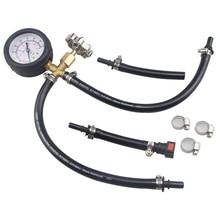 Truck Motorcycle Car Fuel Pressure Gauge Gasoline Pressure Gauge Meter Tester Tool