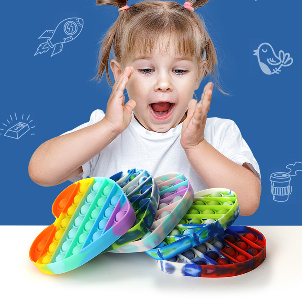 Hand-Toy Reliever-Toys Autism Stress Adhd Special Needs Push-Pop img2