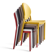 Nordic INS PP plastic chair restaurant for dining chair modern restaurant home office living room kitchen plastic dining chair цена и фото