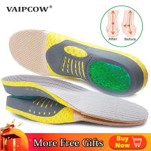 Orthopedic Insoles Orthotics Flat Foot Health Sole Pad For Shoes Insert Arch Support Pad For Plantar fasciitis Feet Care Insoles