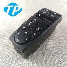 Interruptor de Control de elevador de ventana de energía automática, aplicable para repuestos para camión MAN TGS TGX TGL TGM LHD Driver Side 81258067093 81258067094