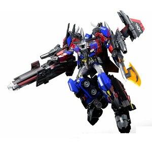 Image 2 - Sybertan İmparatorluğu dönüşüm PerfectEffect PE DX10 uçan kanat Jet güç canlandırmak başbakan aksiyon figürü Robot çocuk oyuncakları koleksiyonu