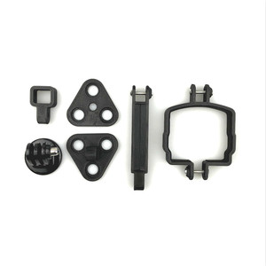 Image 4 - for DJI Mavic Air 360 Degree Rotating VR Panoramic Camera Shockproof Mounting Bracket 1/4 Screw Base Holder for Gopro Accessory
