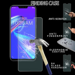 На Алиэкспресс купить стекло для смартфона protective tempered glass on the for asus zenfone max m2/plus m2/pro m2/shot explosion-proof screen protector toughened film