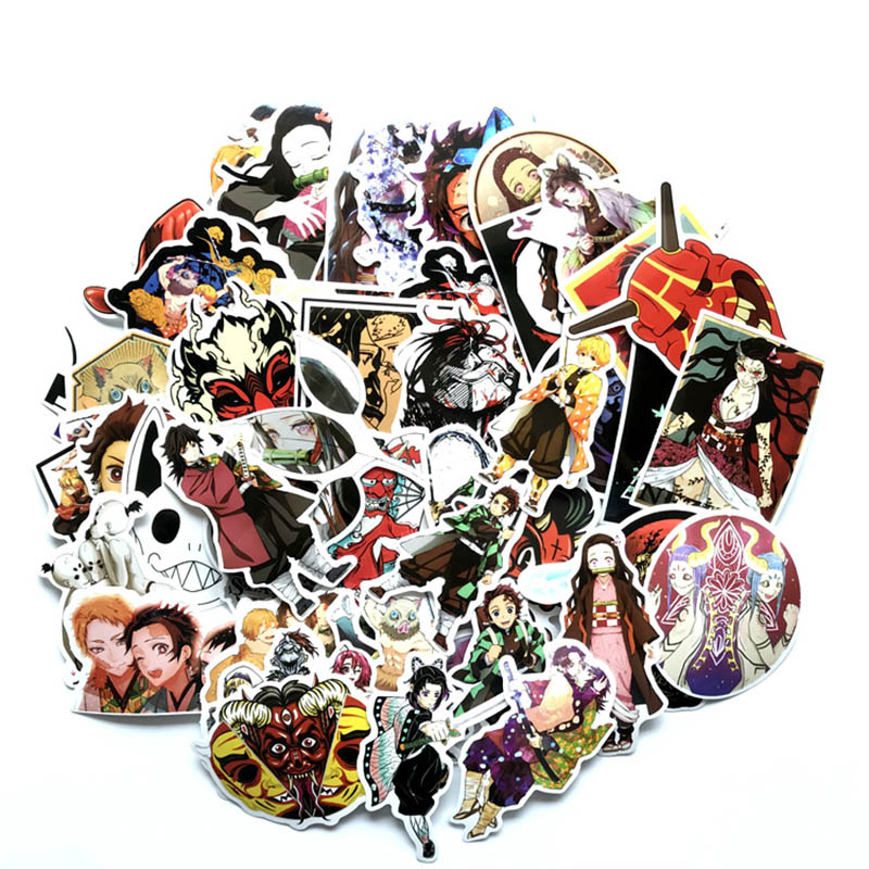 50pcs sticker