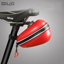 Saddle-Bag GIYO Tail-Package Riding-Equipment Hard-Shell Bicycle Mountain-Bike Folding