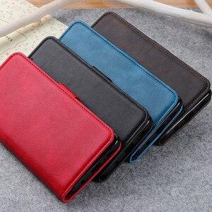Image 2 - Luxury Magnetic Flip PU Leather Card Slot Wallet Cover Case For Sony XZ5 XZ4 XZ3 XZ2 Premium XA2 Plus L3 Xperia20/ Xperia 10/ Xperia 2/ Xperia 1 Coque Funda