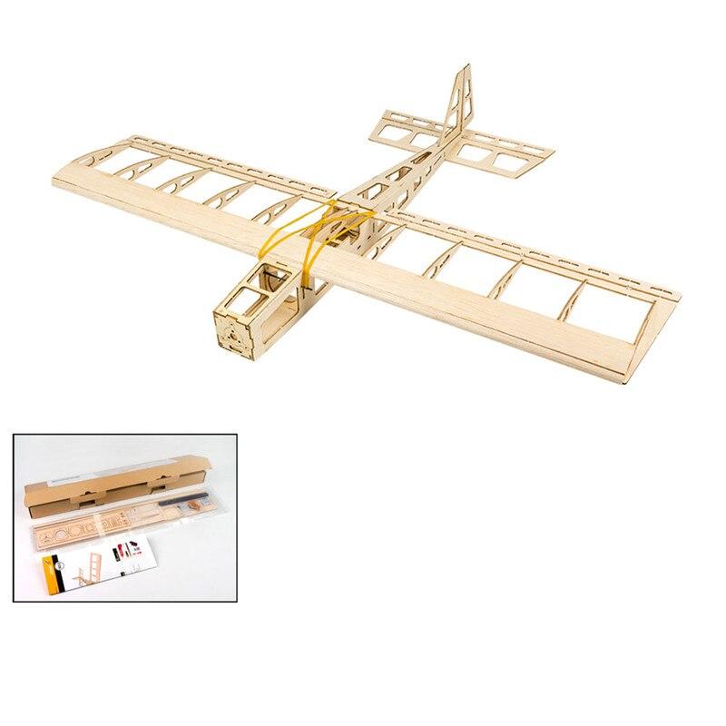 Dancing Wings Hobby R03 Mini Stick 5 Inch Propeller 580mm Wingspan 460mm Length Balsa Wood Laser Cut RC Airplane KIT/PNP