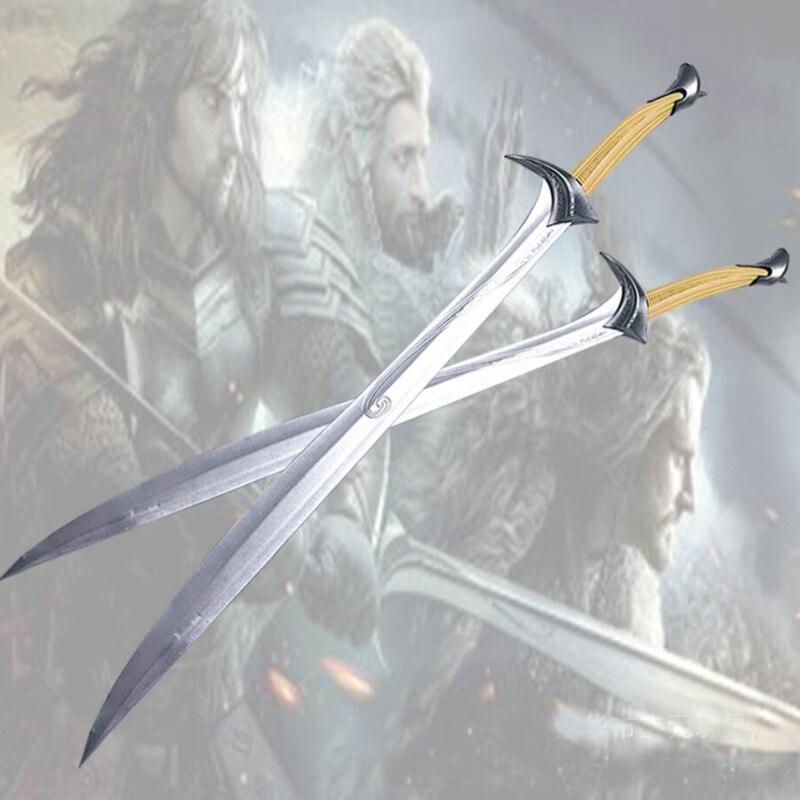1: 1 COS Sword The   Legolas Prince Of Elves Sword PU 99cm Simulation Weapon