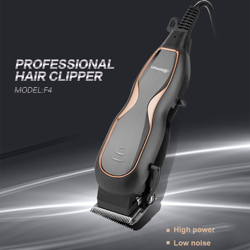 Professional Men's Electric Clipper Hair-Cutter Body-Face Shaver Cordless  Beard Machine