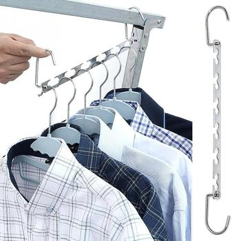 Kuchnia sypialnia wielofunkcyjne składane metalowe szybkoschnące przechowywanie wieszak szafka do przechowywania szafa spinacze do prania narzędzia ubrania tanie i dobre opinie 37cm