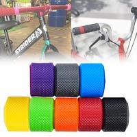 Acessórios da bicicleta 22 mm bicicleta silicone plug borracha anti-skip bicicleta de estrada plugues para guiador fita impermeável bmx crianças triciclos
