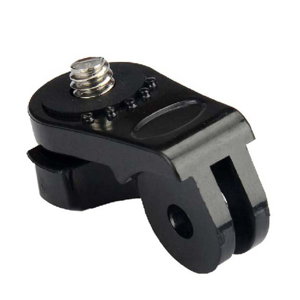 Screw Tripod Mount Adapter For Gopro Hero 2 3 3+ For Sony Action Cam AS15 AS30 AS100V AEE Sport Camera Accessories
