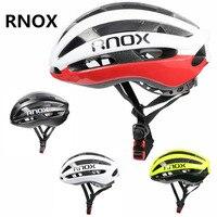 Rnox ultraleve estrada capacete da bicicleta 185g vermelho mtb ciclismo cidade capacete aero segurança da bicicleta esporte boné casco ciclismo tamanho m 54 54 60cm d