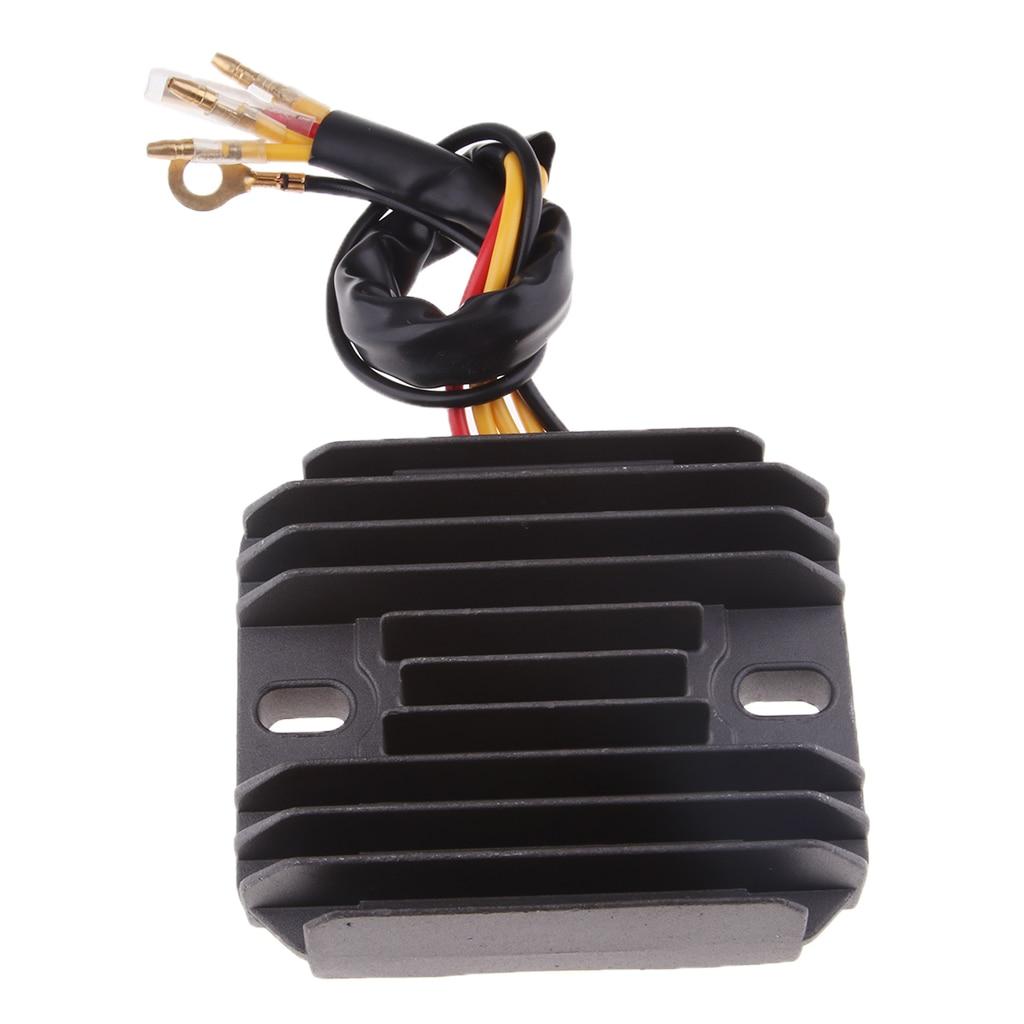 Motorcycle Voltage Regulator Rectifier For Suzuki GS550 1977-1982 For Suzuki GS400B 1977-1978 Voltage Regulator Rectifier