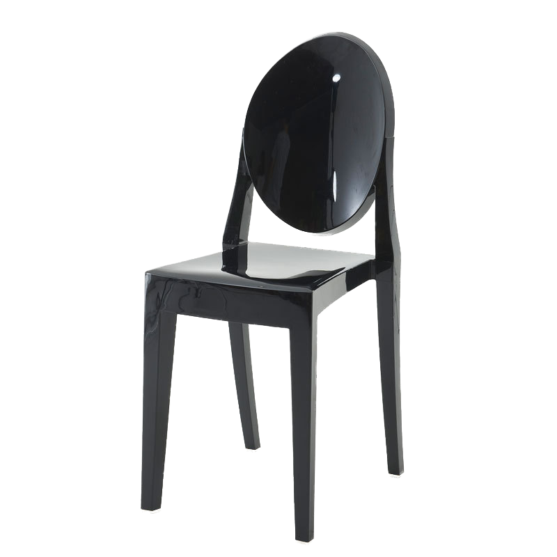 Transparent Modern Dining Chairs Nordic Cafe Chair Retro Living Room Furniture Restaurant Chairs Sallanan Sandalye Sillones