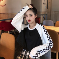 2019 NEW Letter Printed Pullover womenHoodies Winter Autumn Long Sleeve Fashion Male Hoodie Sweatshirts S XXL