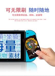 Image 5 - 24 sztuk/partia Zelda kolekcja gier monety NFC karty 2019 nowe ustawienie danych NS przełącznik TAG dla amiibo Mini standardowa karta Ntag215 Tag
