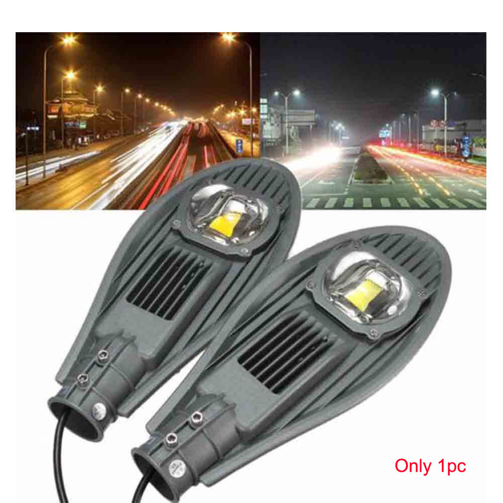 30W LED Road Street Light Industrial Lamp Outdoor Garden Yard Lights  220