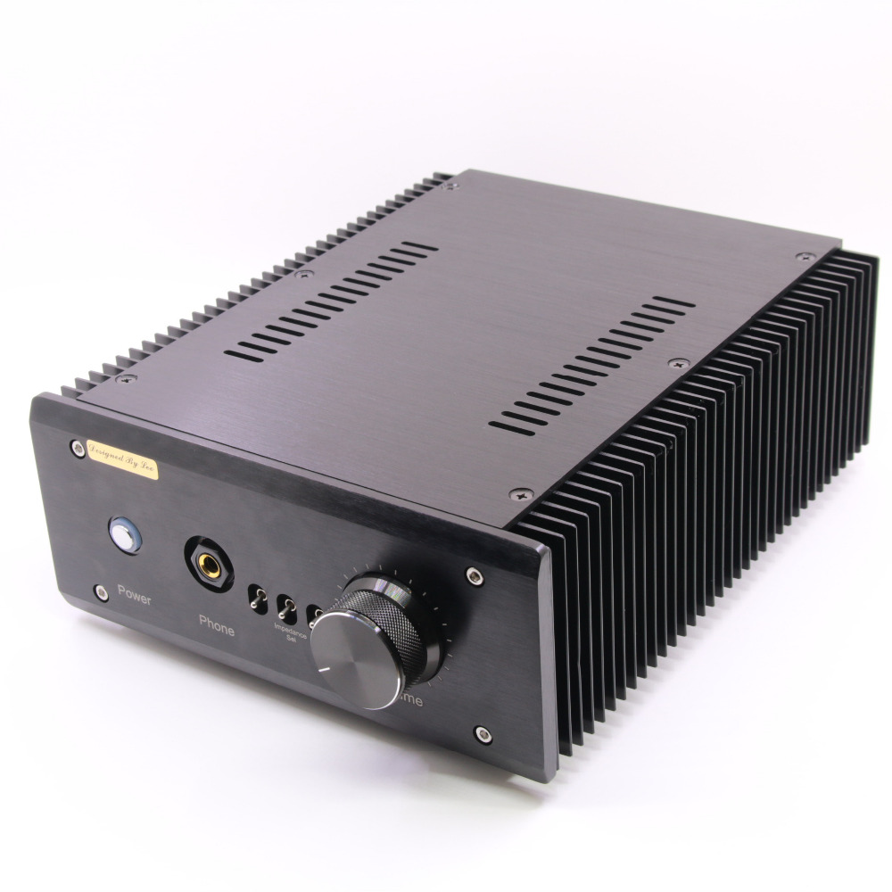 New Arrive L.Pass Pure Class A Power Amplifier&HiFi Head Phone Amplifier 20W*2