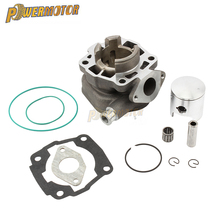 Motorcycle Performance 45mm Big Bore kit Cylinder Piston Ring Gasket Kit For KTM 50CC-65CC KTM 50 SX Pro Junior Senior