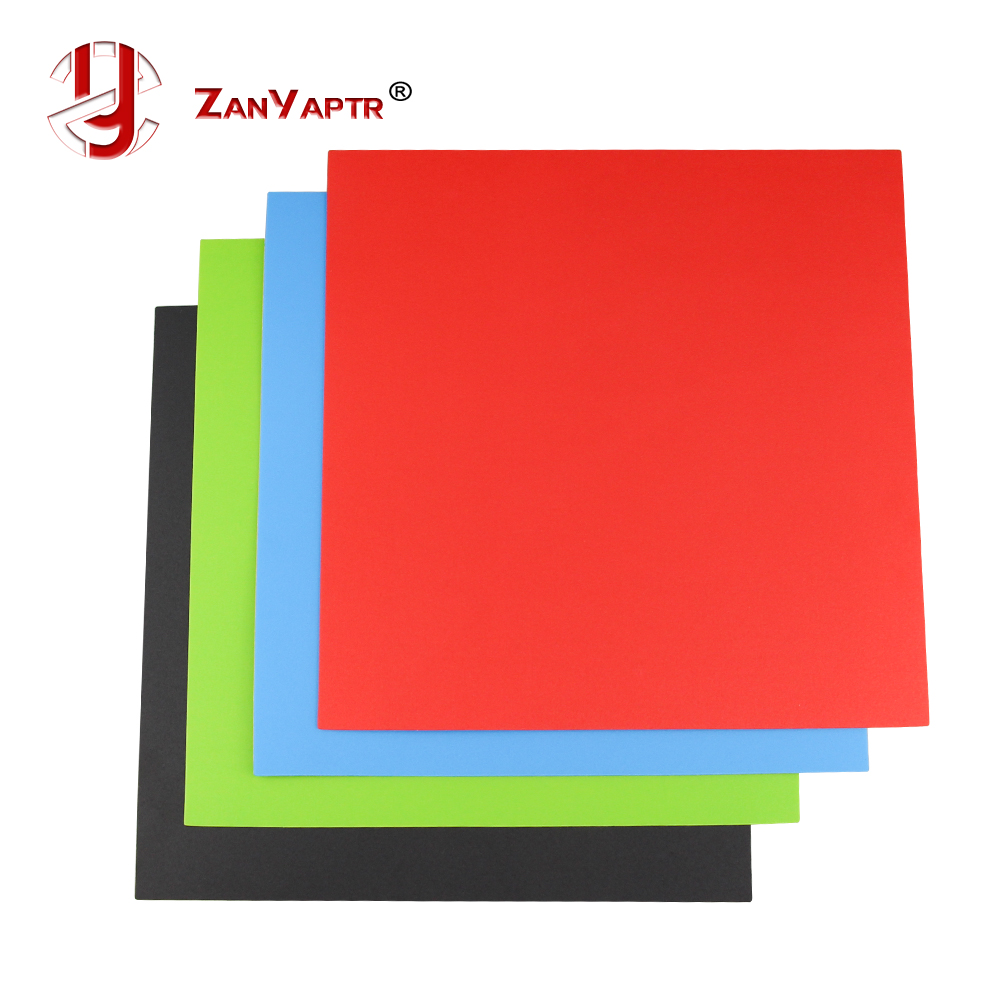 145/214/220/235/300mm Heat Bed Tape Print Sticker Build Plate Tape For 3D Printer Parts