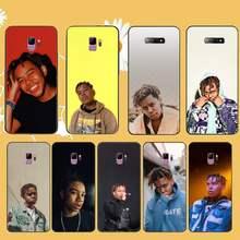 Ybn cordae americano rapper caso de telefone para samsung galaxy s 9 10 20 a 10 21 30 31 40 50 51 71 s nota 20 j 4 2018 mais