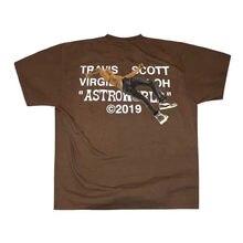 1:1 melhor qualidade gravata tingimento travis scott t-shirts 2019 astroworld travis scott virgil abloh t
