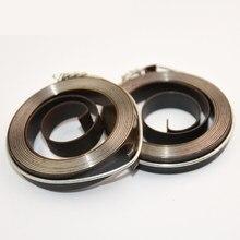 Gancho interno de mola, 1 peça relógio mola fresagem/máquina de perfuração gancho externo largura 6 8 12 16 19mm