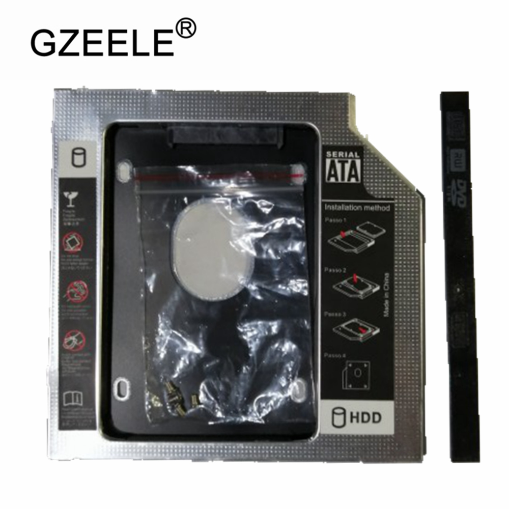 Laptop Accessories 9.5MM 2nd HDD Hard Drive Caddy For Dell Inspiron 15 3521 3537 3541 3542 3543 3545 3567 5558 5559 3421