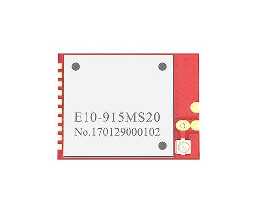 E10-915MS20 SI4463 900 ~ 925,5 МГц 20dBm 2,5 км TXCO диапазон SPI RF модуль