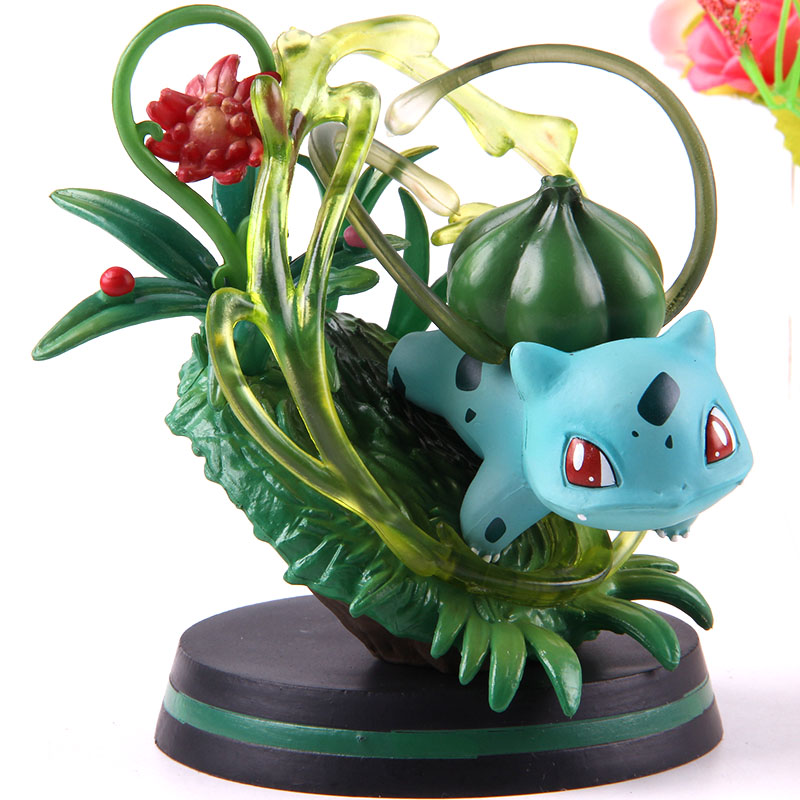 MFC Pokemon Pickachu 13*13*11CM GK Resin Statue New