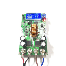 цена на 20A Adjustable Buck Power Module Constant Voltage Constant Current LED Display High Power Voltage Regulator Module DIY Module
