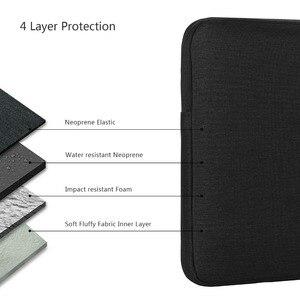 "Image 2 - Laptop Sleeve Bag Case for  Apple Macbook Pro 13"" 15 A1707 A1708 Nylon Laptop Sleeve Bag for Mac book Air 13.3 Bag for Xiaomi"