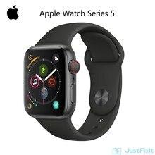 Serie 5 S5 LTE Original 95% Neue Apple Uhr Serie 5 S5 Lite Aluminium SportBand