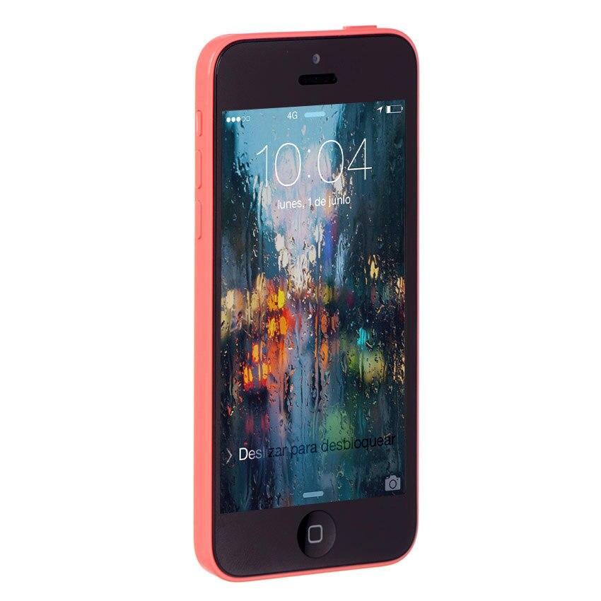 Отремонтированный Apple iphone 5C ram 1G rom 8G 16& 32 iOS iphone 5c двухъядерный Сенсорный экран wifi gps GSM HSDPA 8mpix камера 4,0 iphone 5c