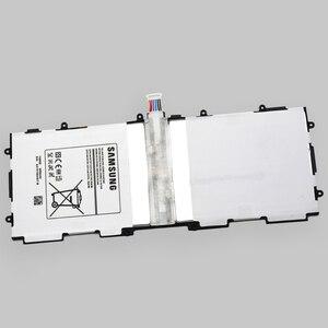 "Image 4 - 100% מקורי לוח סוללה T4500E עבור Samsung Galaxy Tab 3 10.1 ""GT P5210 P5200 P5220 P5213 6800mAh Akku עם משלוח כלים"
