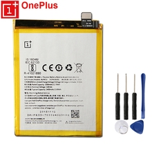 OnePlus Original Replacement Phone Battery BLP633 For OnePlus 3T 1+3T Authentic Phone Batteries 3400mAh yuyaobaby цвет 2 3t