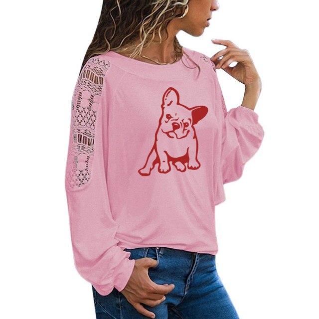 I Love My Pets Women's Long Sleeve Shirt 12