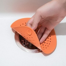 Hair-Catcher Shower-Drain Kitchen-Sink-Strainer Bathroom-Products Plastic Anti-Clogging